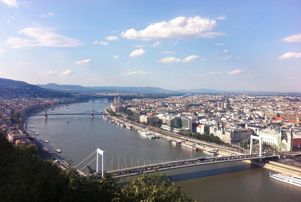 Yeni Başlayanlar İçin Budapeşte