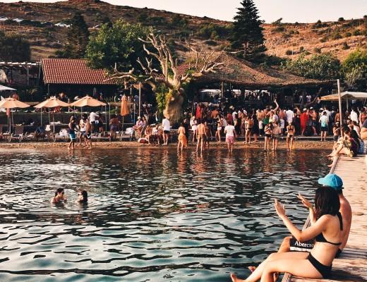 Chill-Out Festival Bodrum 2015 - Deniz