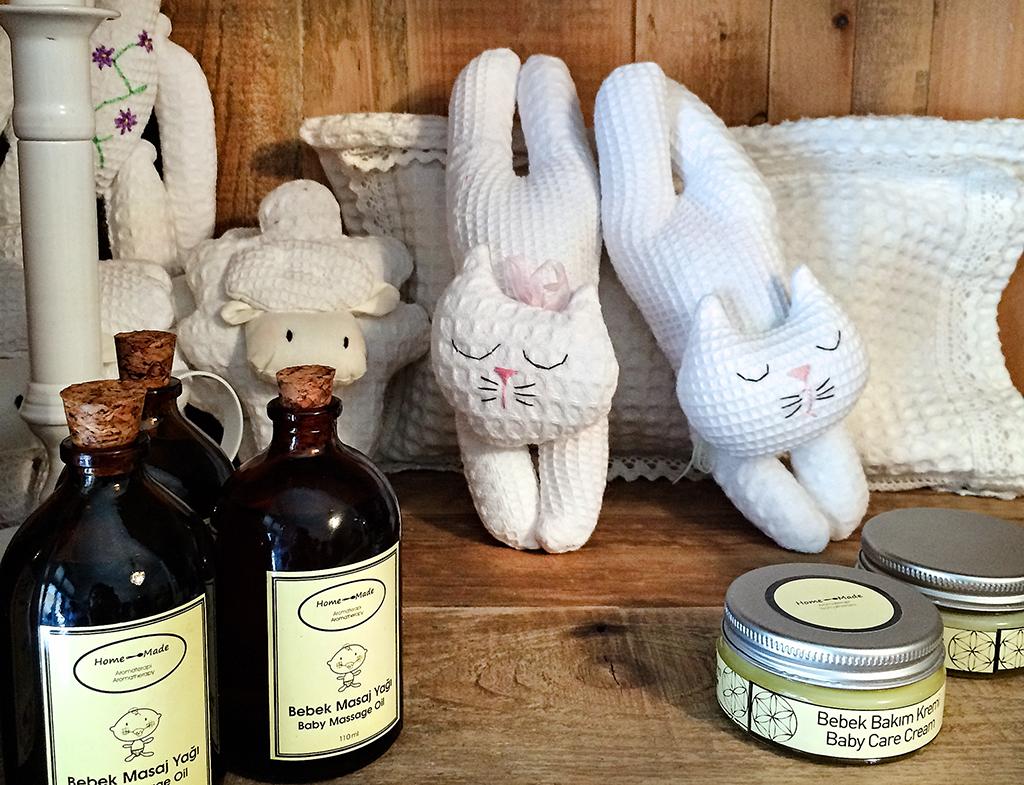 Homemade Aromaterapi Kediler