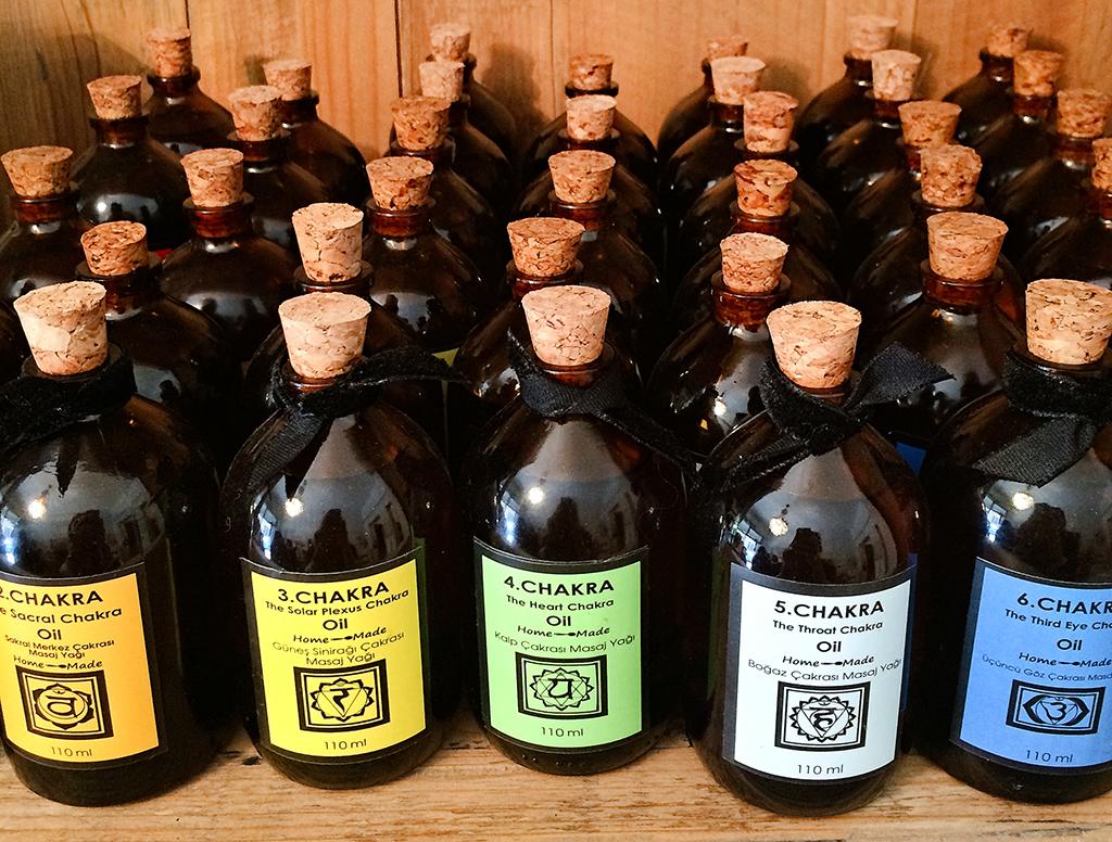 Homemade Aromaterapi Yağlar