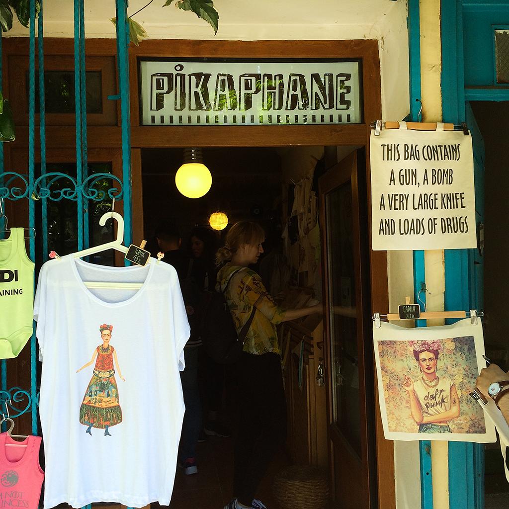 Pikaphane