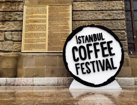 İstanbul Coffee Festival 2015