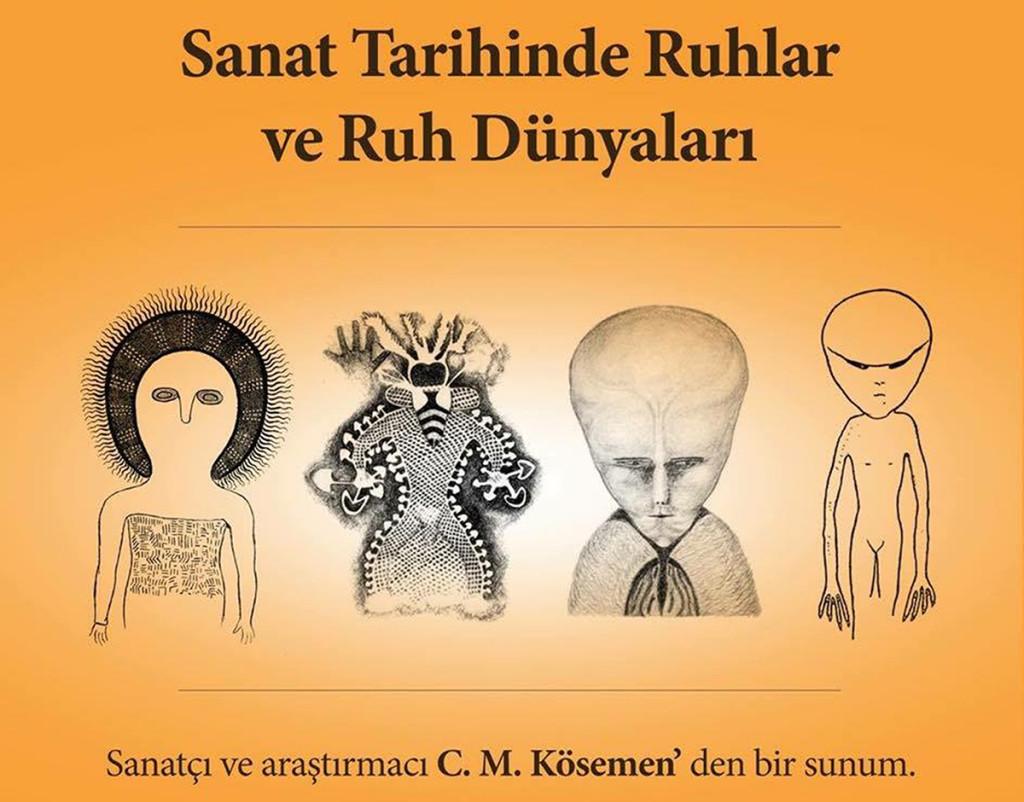 Sanat Tarihinde Ruhlar ve Ruh Dünyaları, Mehmet Kösemen