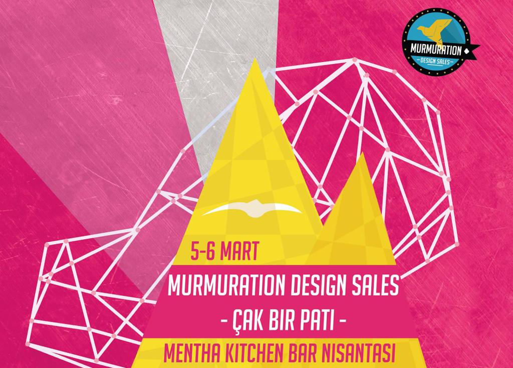 Murmuration Design Sales Tasarım Pazarı: Çak Bi Pati