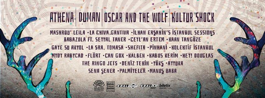 Nilüfer Müzik Festivali 2016