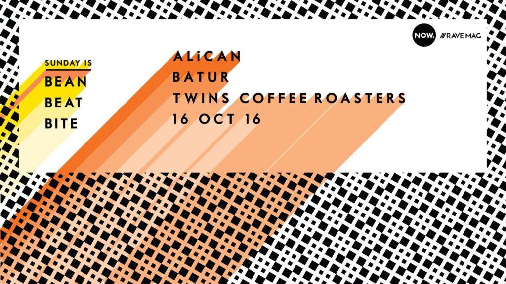 Bean Beat Bite @ Twins Coffee Roasters