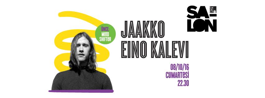 Jaakko Eino Kalevi, Salon