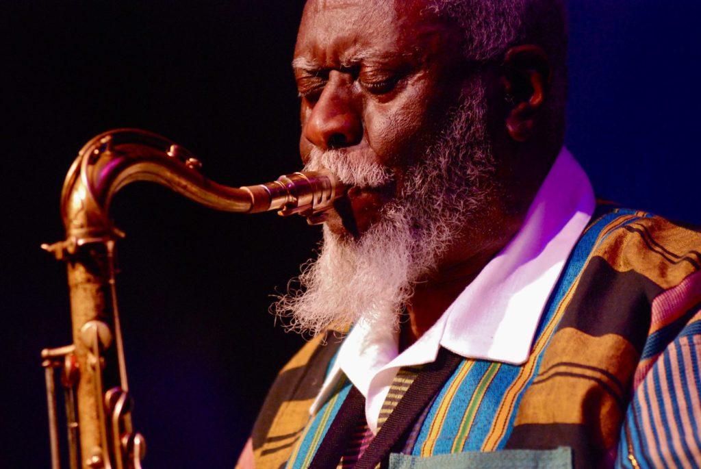 Pharoah Sanders Quartet, 26. Akbank Caz Festivali