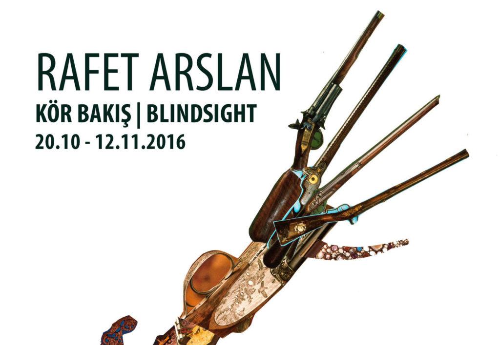 "Rafet Arslan ""Kör Bakış"" @ Versus Art Project"