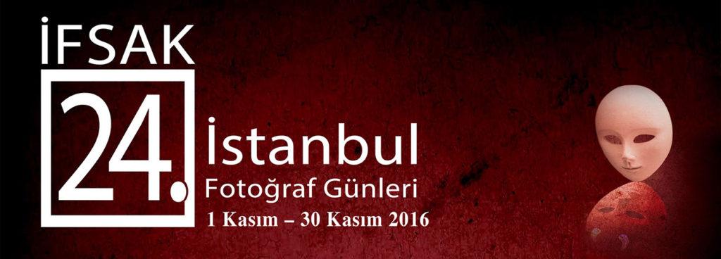 İFSAK 24. İstanbul Fotoğraf Günleri