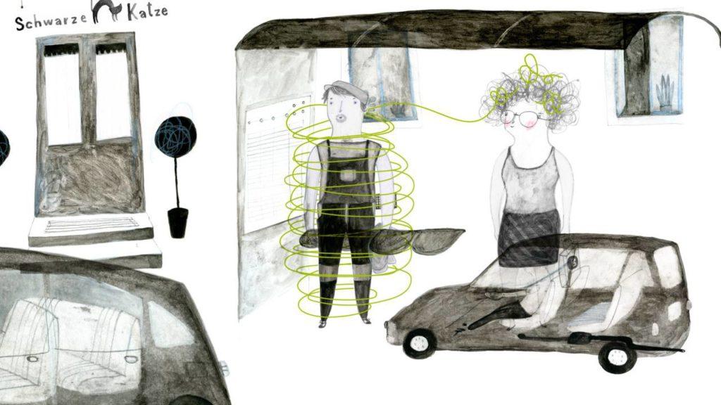 Tricky Women Kısa Animasyonlar, 8 Mart, Pera Müzesi