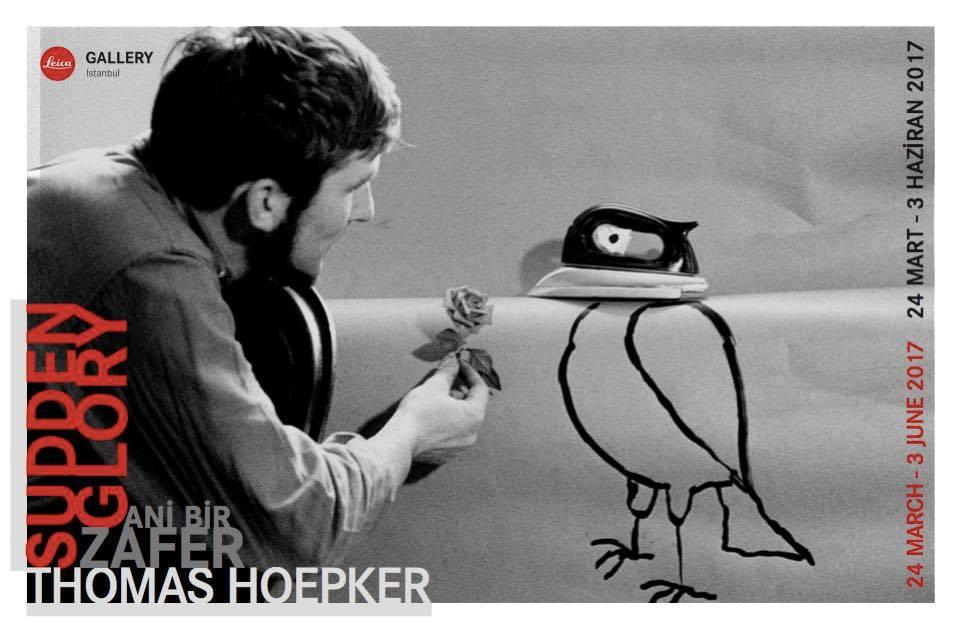 "Thomas Hoepker ""Ani Bir Zafer"", 3 Haziran'a kadar, Leica Gallery Istanbul"