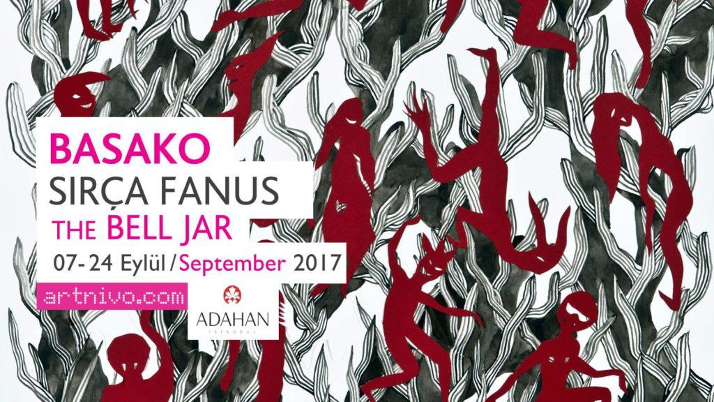 """Basako """"Sırça Fanus"""", 7-24 Eylül, Adahan"""