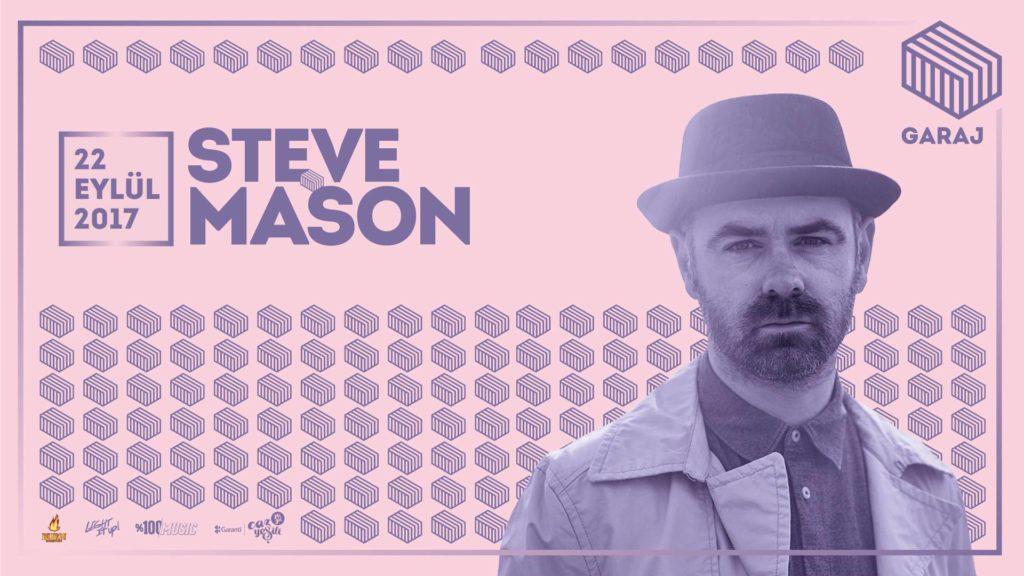 Steve Mason, 22 Eylül Cuma, Garaj