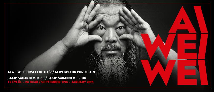 Ai Weiwei Porselene Dair, 28 Ocak'a kadar, Sakıp Sabancı Müzesi