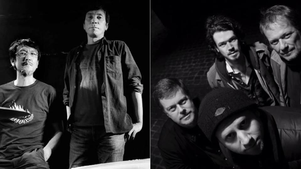 Nova Muzak #23 - Ruins + Made to Break, 25 Kasım Cumartesi, Borusan Müzik Evi