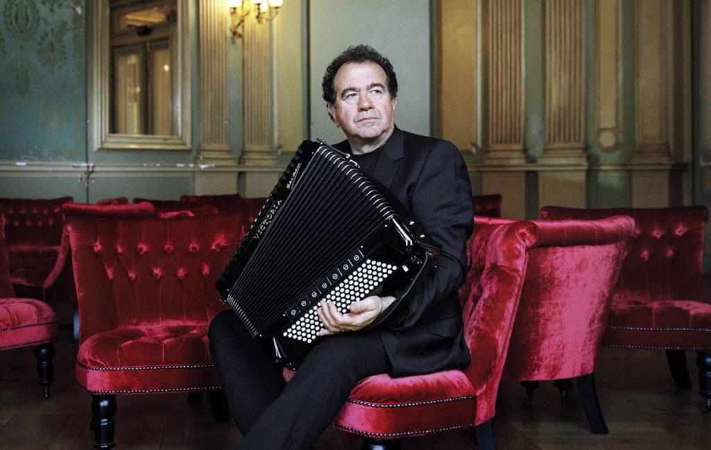 Zürih Oda Orkestrası + Richard Galliano + Arabella Steinbacher, 9 Ocak Salı, İş Sanat