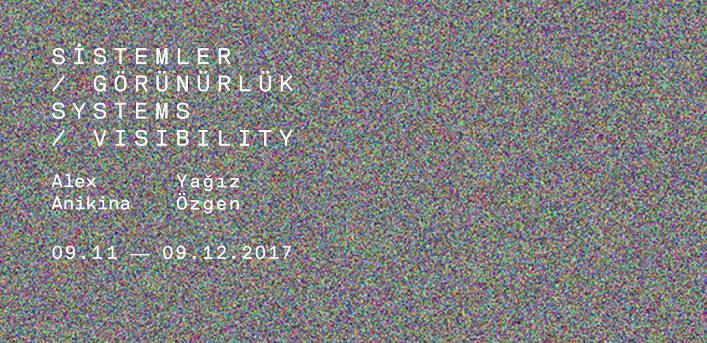 Sistemler / Görünürlük, 9 Aralık'a kadar, SANATORIUM
