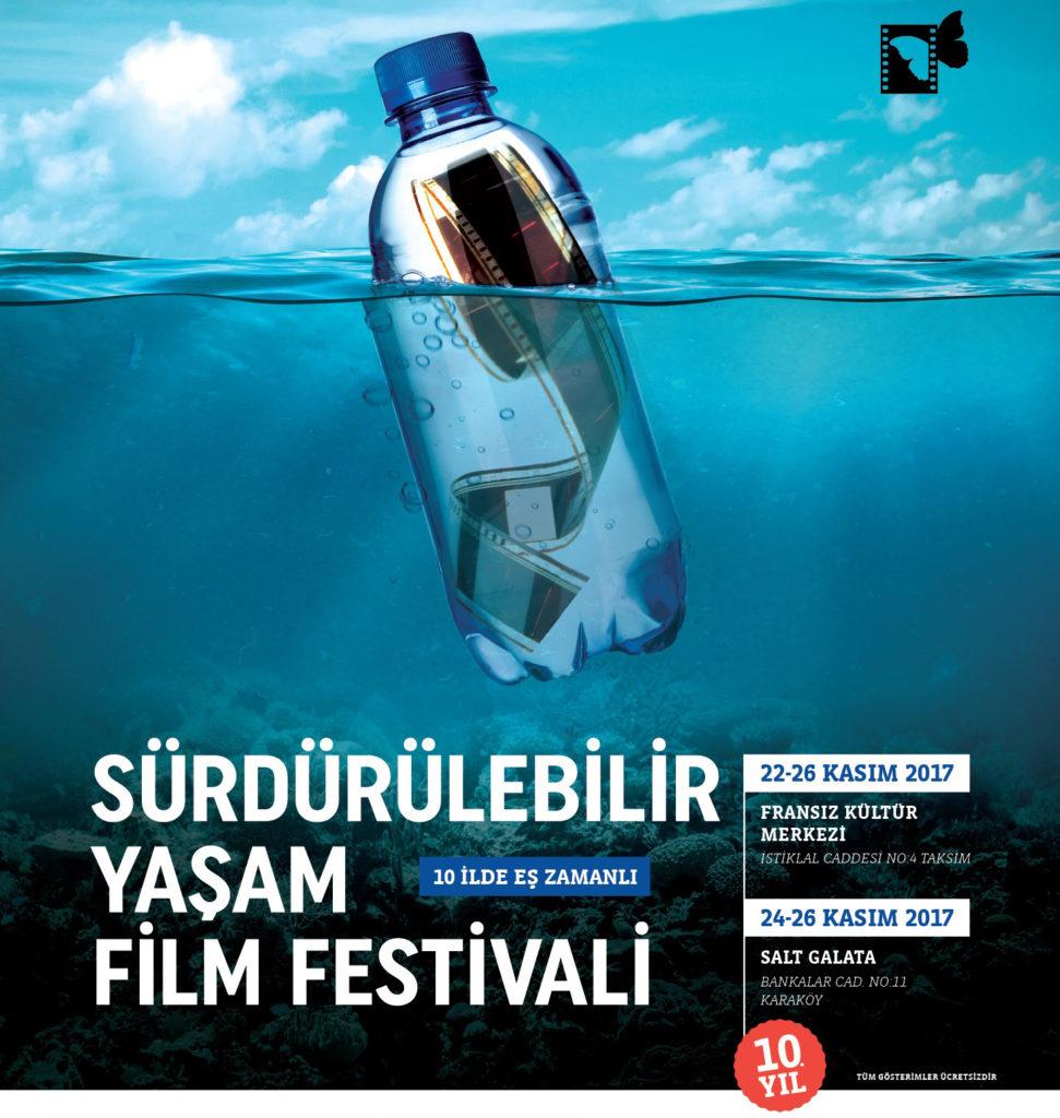 Sürdürülebilir Yaşam Film Festivali, 22-26 Kasım, Çeşitli Mekanlar