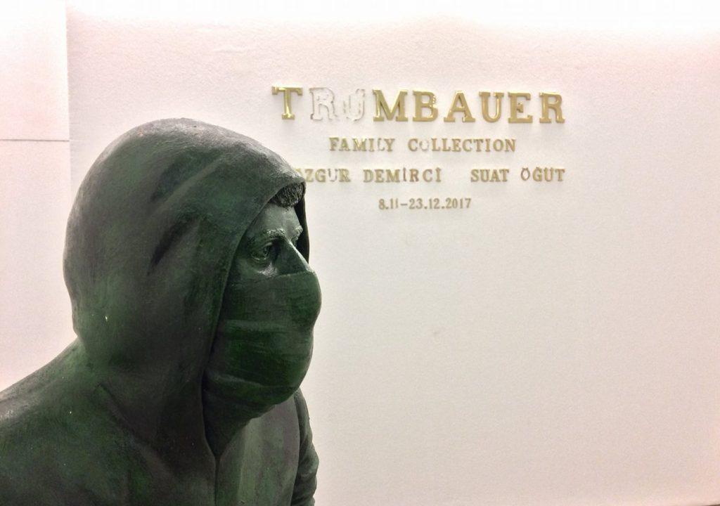 Trumbauer Aile Koleksiyonu, 23 Aralık'a kadar, Kasa Galeri