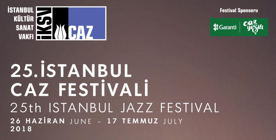 25. istanbul caz festivali ile ilgili görsel sonucu