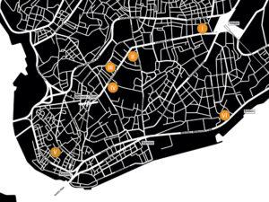 4. İstanbul Tasarım Bienali Haritası