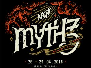 "KRÜW ""MYTHZ"" ile Mamut Art'ta"