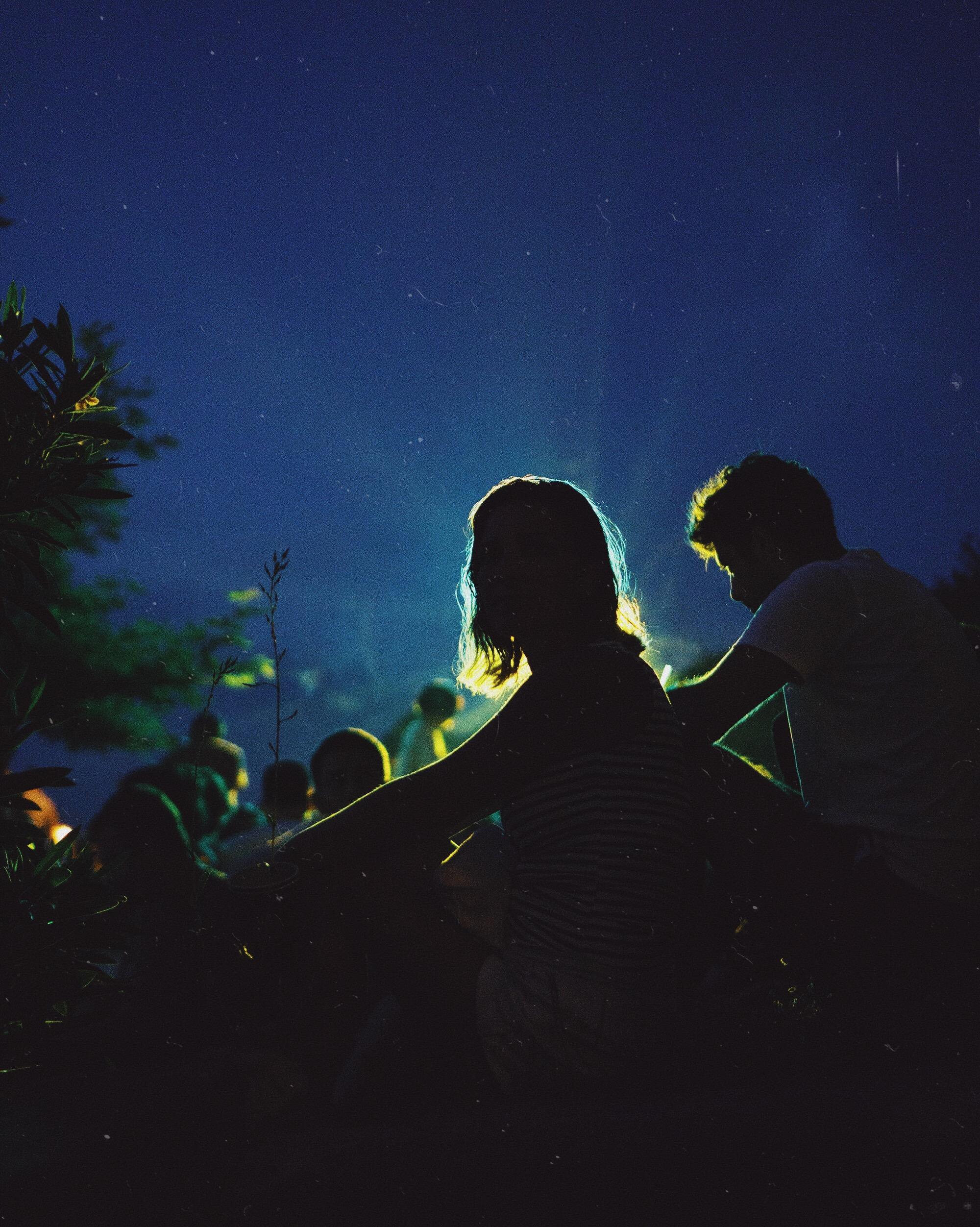 Bozcaada Faz Festivali, Gece