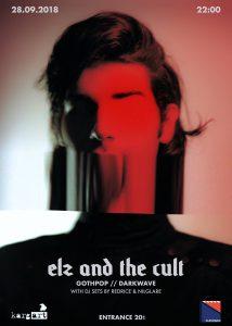 ELZ and the CULT, 28 Eylül Cuma, kargART