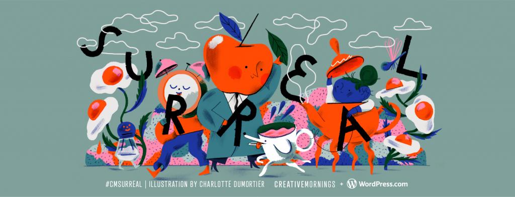 Creative Mornings: Sürreal - Latife Tekin, 25 Ocak Cuma, ATÖLYE