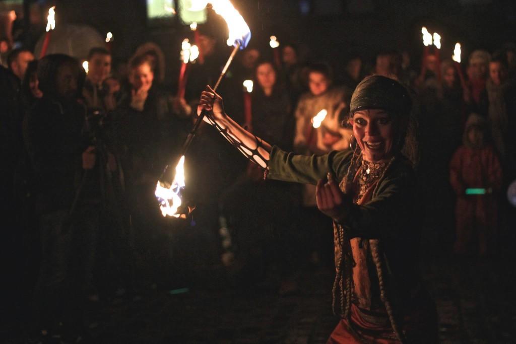 Winter Solstice Festival, Kopenhag