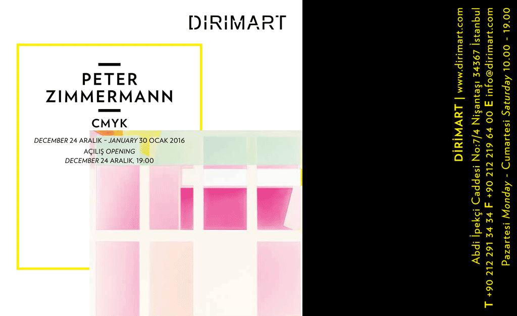 Peter Zimmermann - CMYK