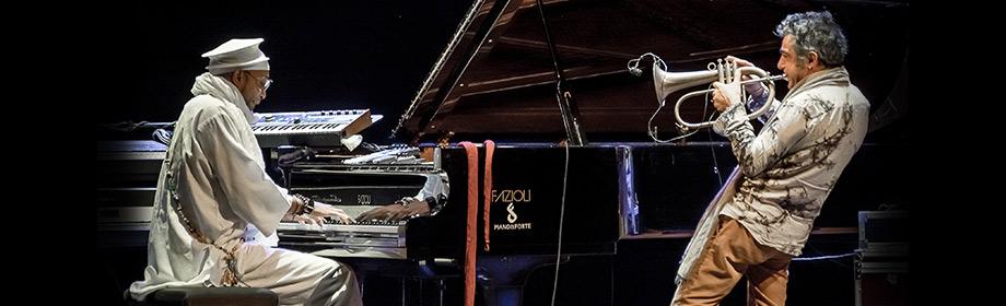 Paolo Fresu - Omar Sosa Duo, 26. Akbank Caz Festivali