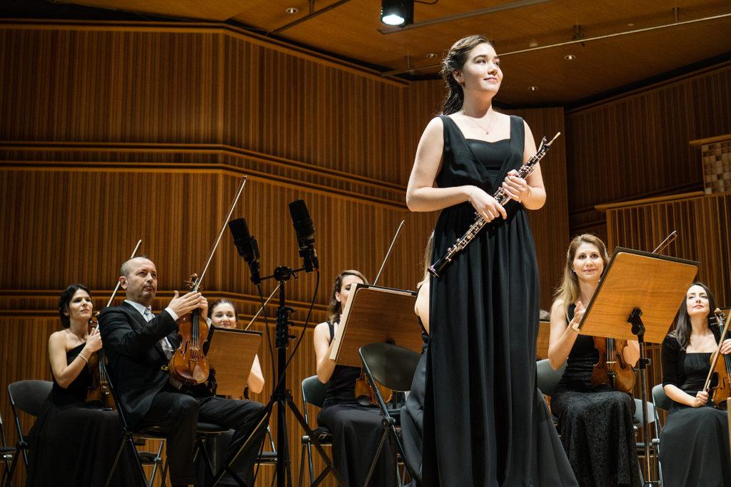 İş Sanat sezon açılış konseri, Gülin Ataklı