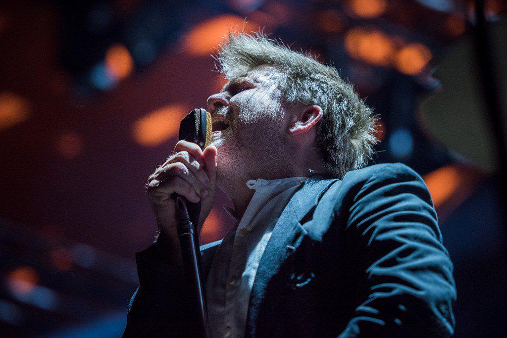 LCD Soundsystem, Roskilde Festival, 2016