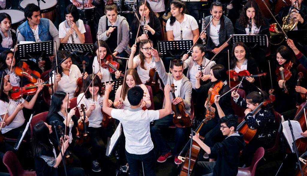 Müzede Barış İçin Müzik: Film Müzikleri Yaylılarda, 25 Ocak, Pera Müzesi