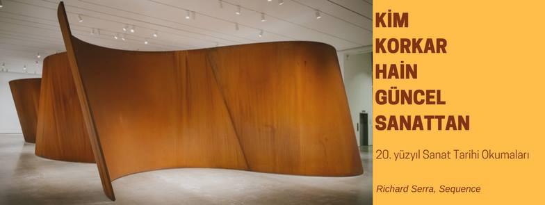 Kim Korkar Hain Güncel Sanattan, 8 Şubat, Salt Galata