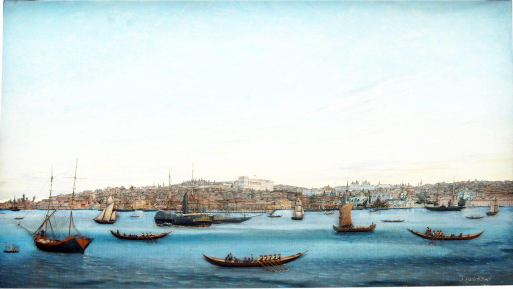 Liman, 4 Haziran'a kadar, İstanbul Modern