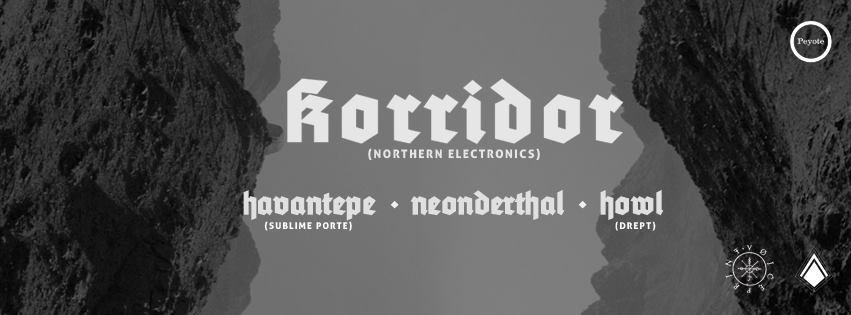 Voiceprint ve Aevom Sunar: Korridor, 10 Şubat, Peyote