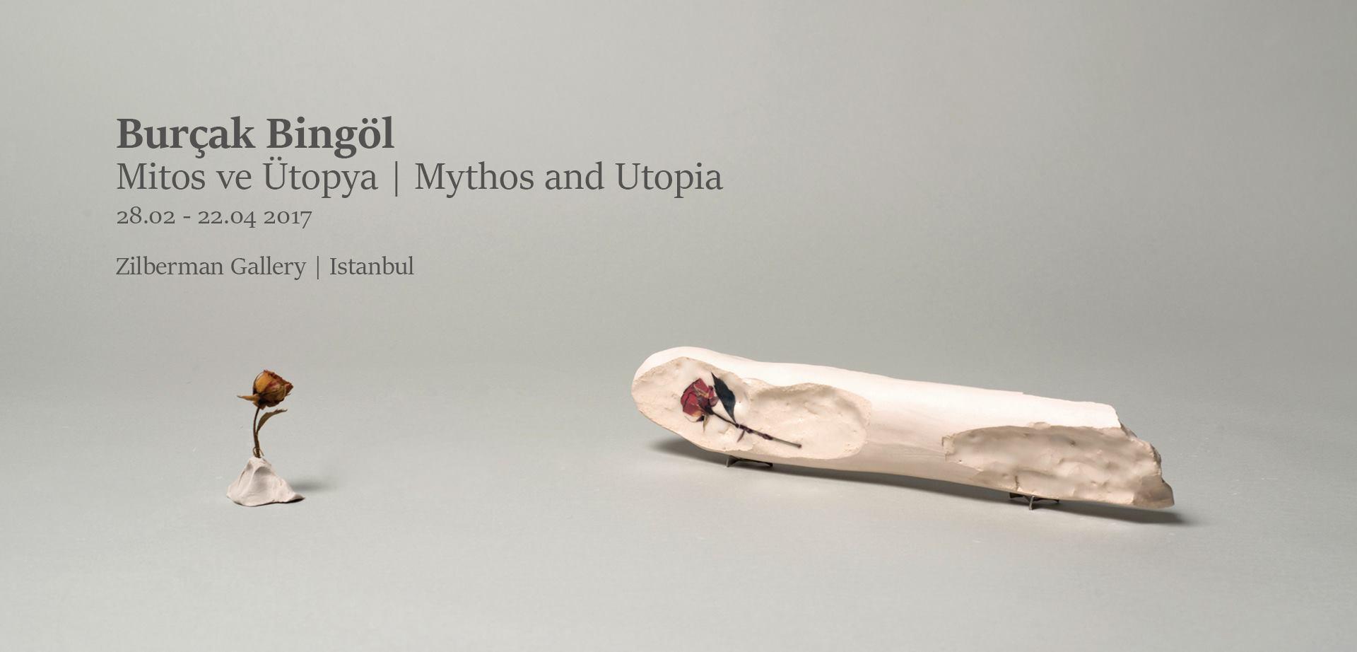 "Burçak Bingöl ""Mitos ve Ütopya"", Zilberman Gallery"