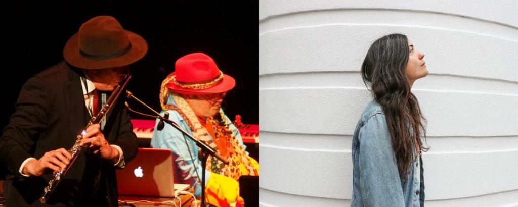 Charlemagne Palestine & Rhys Chatham Duo + Grouper, 29 Nisan, Borusan Müzik Evi