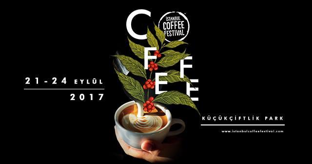 İstanbul Coffee Festival, 21-24 Eylül, Küçükçiftlik Park