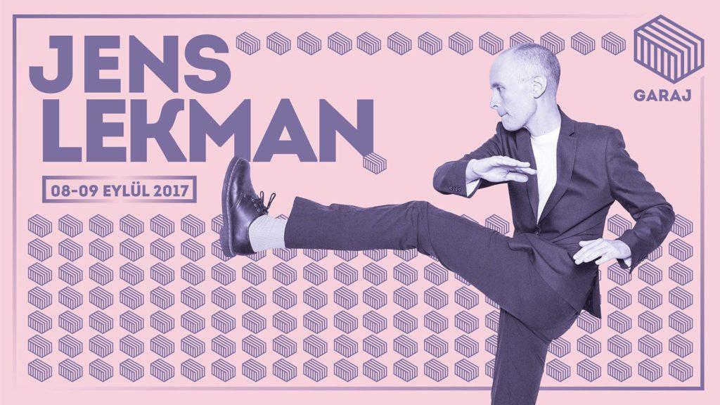 Jens Lekman, 8-9 Eylül, Garaj