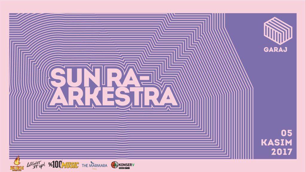 Sun Ra Arkestra, 5 Kasım Pazar, Garaj