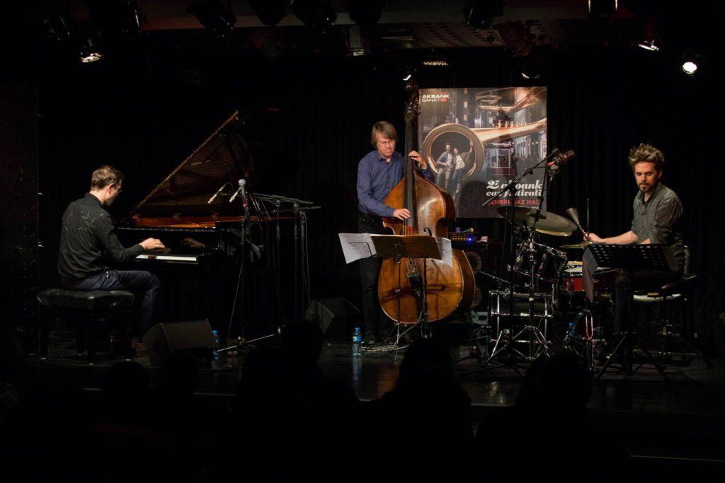 Benedikt Jahnel Trio, 27. Akbank Caz Festivali