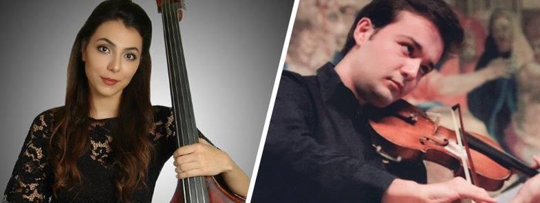 Parlayan Yıldızlar: Hasan Gökçe Yorgun + Gizem Sözeri, 27 Kasım Pazartesi, Milli Reasürans Konser Salonu