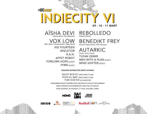 IndieCity VI