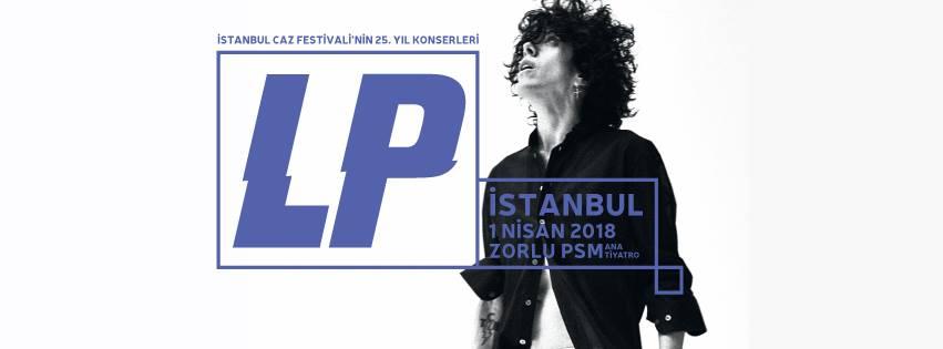 LP, 1 Nisan Pazar, Zorlu PSM Ana Tiyatro