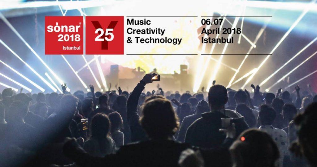 Sónar İstanbul, 6-7 Nisan, Zorlu PSM