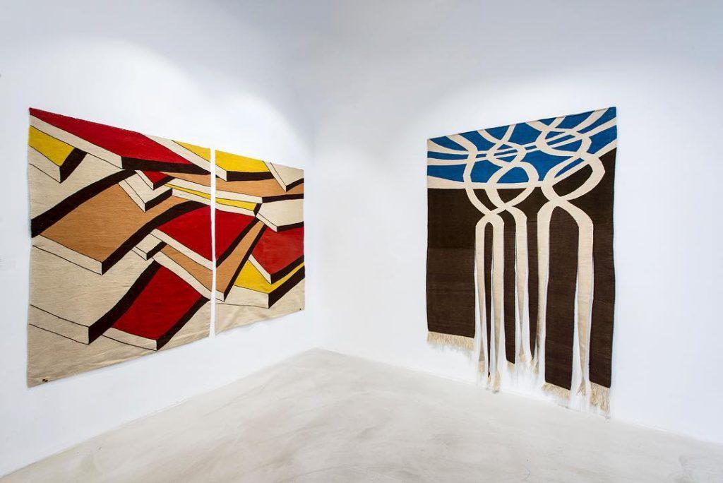 "Belkıs Balpınar ""Dokuma-ma"", 10 Haziran'a kadar, Anna Laudel Contemporary"